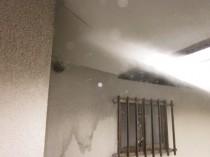 外壁 高圧洗浄1