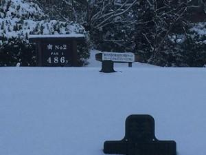 塗装業者とJapan47と大雪と夜須高原カントリー