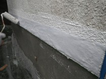 外壁 ひび割れ補修2