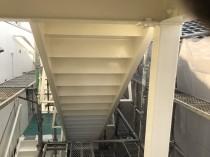 階段 上塗り2-2