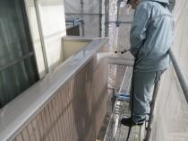 外壁 高圧洗浄2