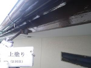 雨樋、破風板!