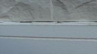 外壁 反り、隙間
