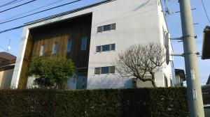 福岡市東区青葉T様邸【外壁素材:ALC 促進耐候性、防かび性、防藻性、美観保持機能の優れた塗料で塗装 屋根素材:金属屋根 高い遮熱性、美観性、の優れた塗料で塗装 】:施工後