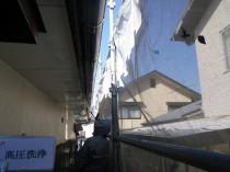 外壁 高圧