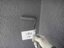 外壁 上塗り2回目5