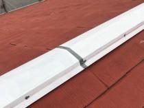 屋根鋼板 シーリング工事完成