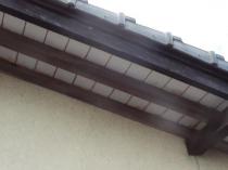 軒天井 塗膜剥離