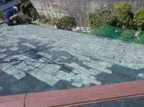 屋根ケレン5
