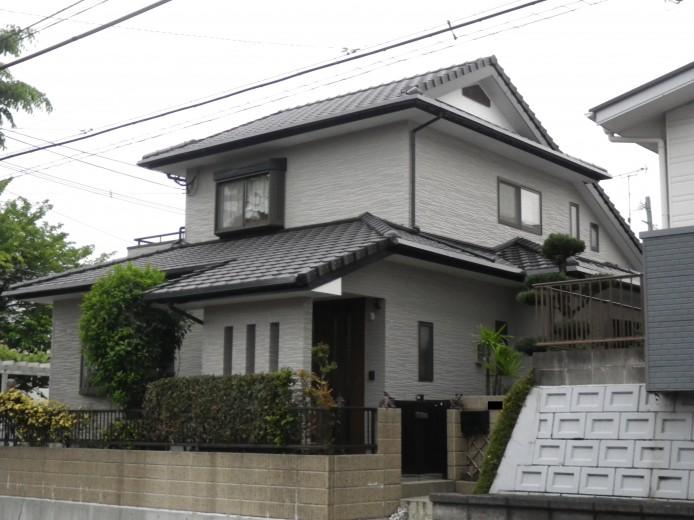 福岡市博多区東月隈H様:施工完了写真