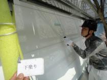 外壁下塗り (3)