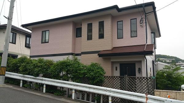 福岡市南区平和K様:施工完了写真