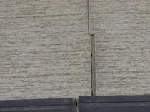 西 外壁目地 隙間