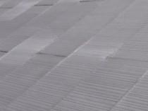 屋根 変色
