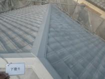 屋根 下塗り (3)