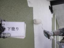 外壁 中塗り (3)