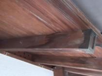 軒天井 カビ