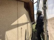 外壁 高圧洗浄 (3)