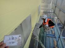 外壁2階 上塗り2回目 (3)