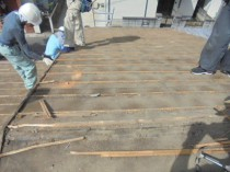 屋根 葺き替え (2)