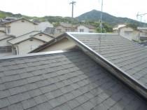 屋根 葺き替え (1)