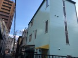 福岡市中央区渡辺通りT様【外壁素材:窯業系サイディング 屋根素材:スレート瓦