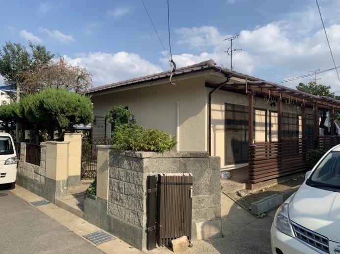 福岡市東区高見台T様:施工完了写真