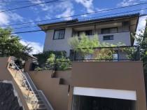 福岡市中央区笹丘T様【外壁素材:サイディング板】