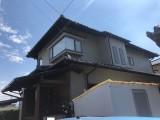 福岡市西区下山門N様邸【外壁素材:モルタル、木】