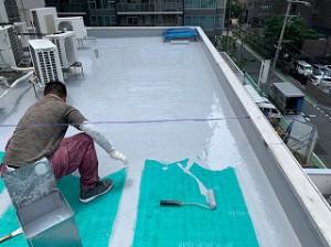 屋上防水・屋根塗装