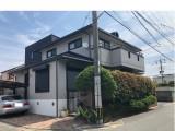 福岡市西区小戸G様【外壁:窯業系サイディング板 屋根:スレート瓦】