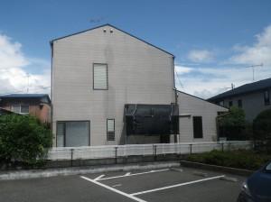 筑紫野市湯町S様邸【外壁:窯業系サイディング板 屋根:スレート瓦 付帯塗装】:施工前