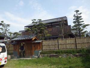 福岡市西区女原M様邸【外壁:木 屋根:陶器瓦 付帯塗装】:施工前