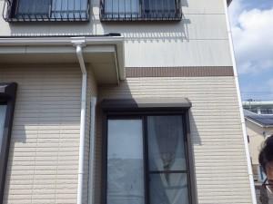 福岡市東区青葉O様邸【外壁:窯業系サイディング板 屋根:スレート瓦】:施工前