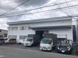 福岡市東区社領第2倉庫【外壁:ALC 屋根:折半屋根 付帯塗装】