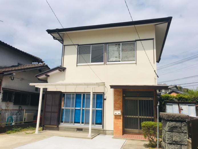 糸島市二丈田中S様邸:施工完了写真