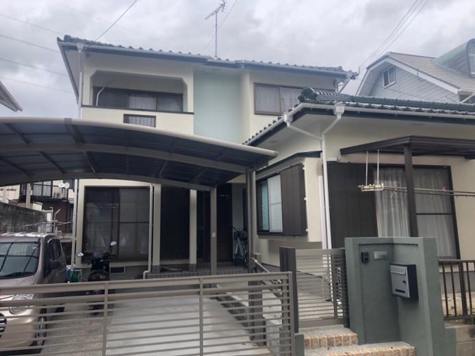 福岡市早良区梅林H様邸:施工完了写真