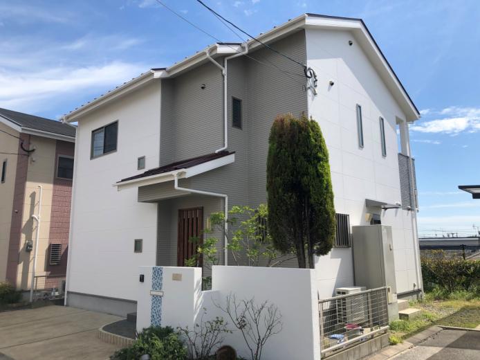 福岡市東区青葉K様邸:施工完了写真