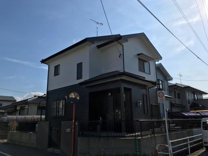 福岡市西区泉M様邸:施工完了写真